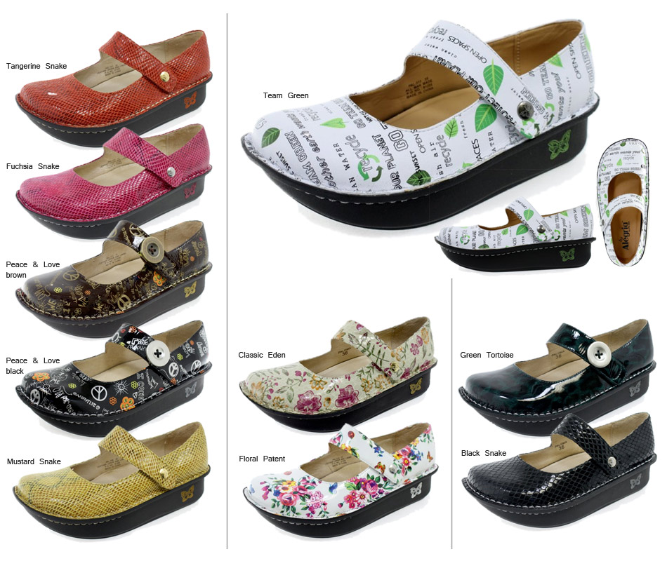 Ladies Nursing Shoes